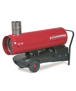 EC32 - 28kW Indirect Fired Diesel Heater - Click for larger picture