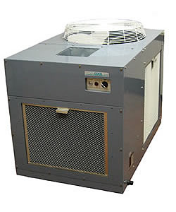 50 HE Portable Air Conditioner - Industrial Spot Cooler 17 kw 3 - Click for larger picture