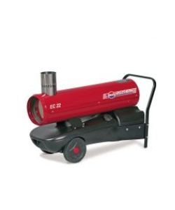 Arcotherm EC22 Indirect Fired Diesel Heater - 19.0kW - Click for larger picture