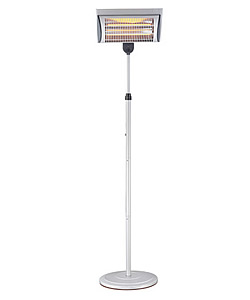 Electric Patio Heater - Click for larger picture
