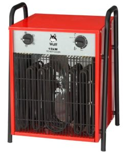 FEH150 Electric Fan Heater - 15.0kW (3 phase) - Click for larger picture