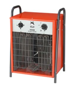 FEH220 Electric Fan Heater - 22.0kW (3 phase) - Click for larger picture