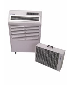 FRAL UK Avalanche or PT6700 - 6.7kW Portable split type air conditioner - Click for larger picture