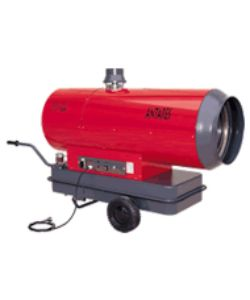 Antares 70 Oil fired Space Heater 68kW - Click for larger picture