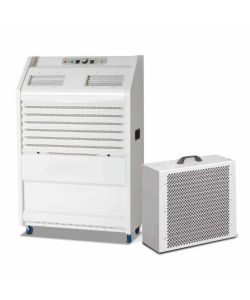 Porta-temp 6500 Split Portable Air Conditioner - 6.5 kw - Click for larger picture